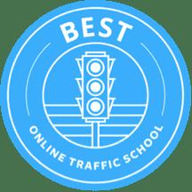 Best Online Traffic School Logo
