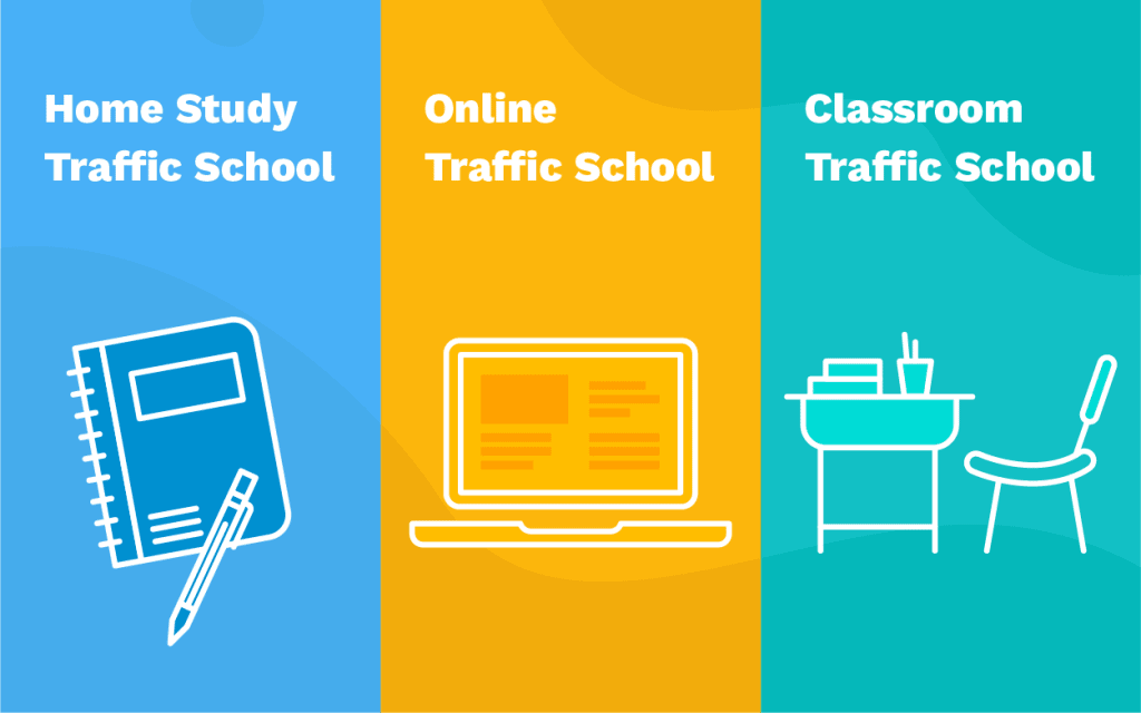 Types of Traffic schools
