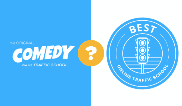 comedy traffic school